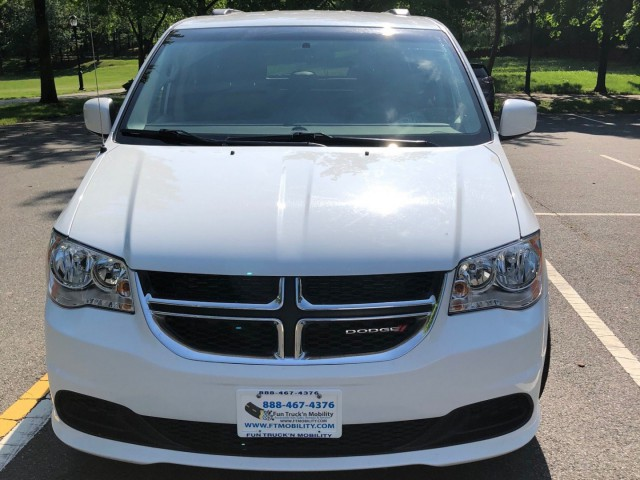 Carlstadt Nj 2016 Dodge Grand Caravan Wheelchair Van For