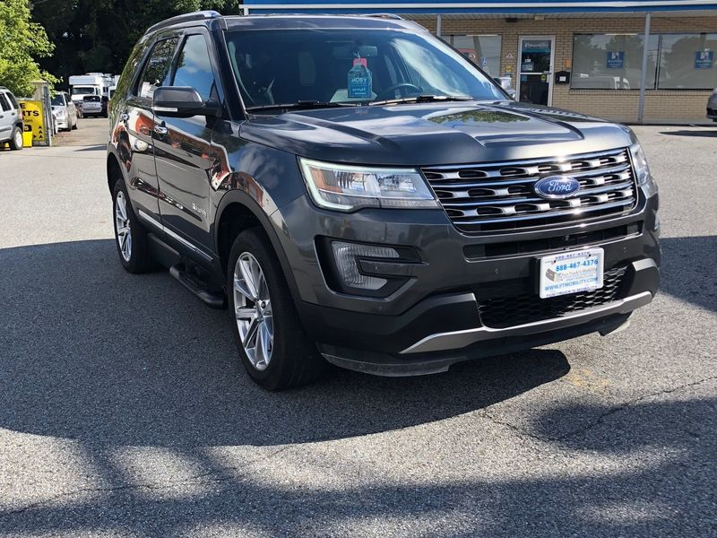 W Paterson, Nj 2019 Ford Explorer BraunAbility MXV Wheelchair SUVwheelchair van for sale