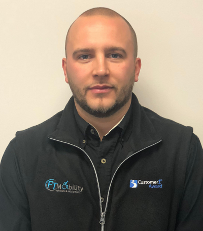 Todd Doleiden - Service Manager | FT Mobility