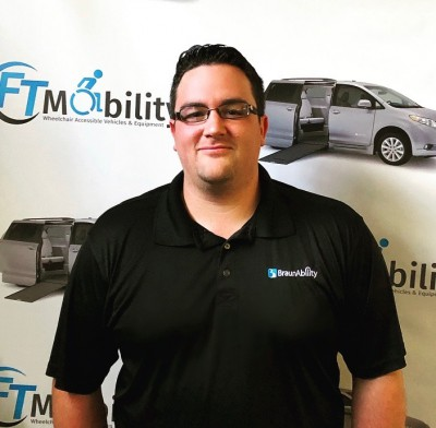 Chris Stacy - Mobility Sales Specialist  | FT Mobility