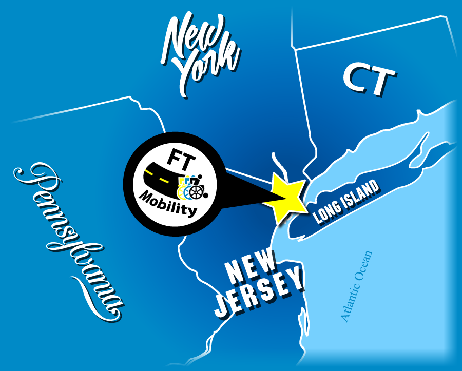 New Jersey New Jersey Wheelchair Van Sales & Service | FT Mobility